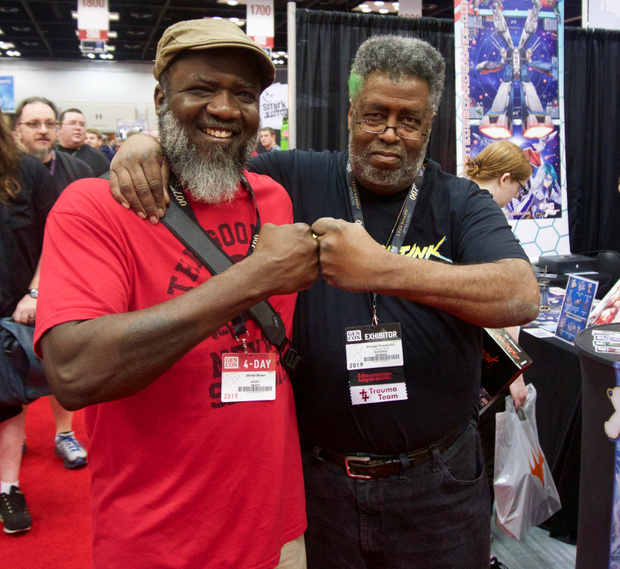 Episode 13: Getting Hardwired with Mike Pondsmith!