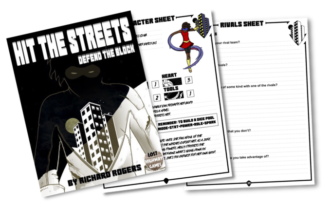 2Eleven: Hit the Streets: Defend the Blocks